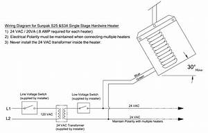 Installation  U2013 Sunpak Patio Heaters