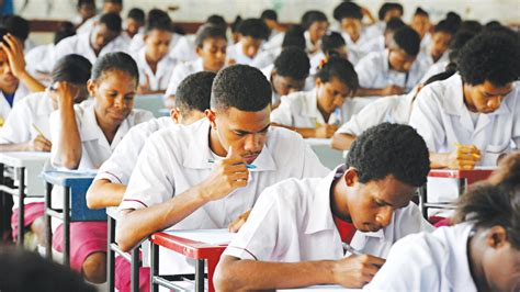 69,000 Year 10 Students To Sit For Exam  Post Courier