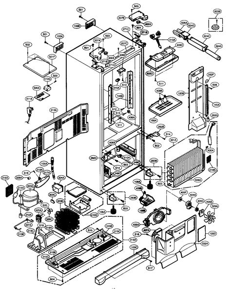 lg ice maker parts diagram atkinsjewelry