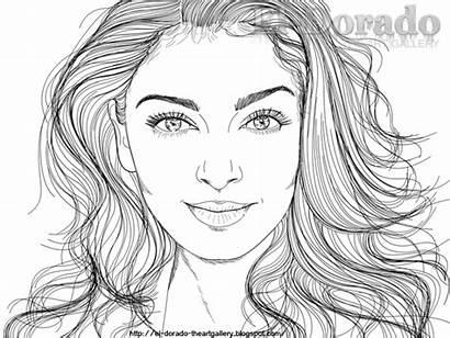 Coloring Realistic Line Arts Pop 2d Drawing