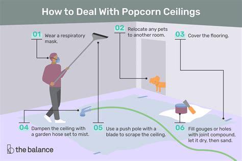 buy  home  popcorn ceilings