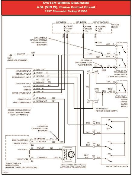 Chevrolet Pickup Wiring Diagram Electrical