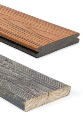 decking material  deck material comparison trex