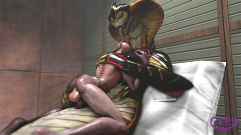 1969419 Creepy Chimera Sectoid Viper X Com X Com 2 Viper Monster Girls Pictures Pictures