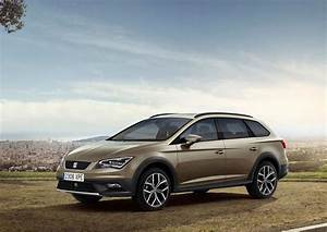 Seat Leon X-perience Car Wallpapers 2015