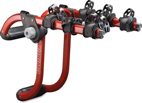 rei bike racks yakima superjoe pro 3 bike trunk rack at rei