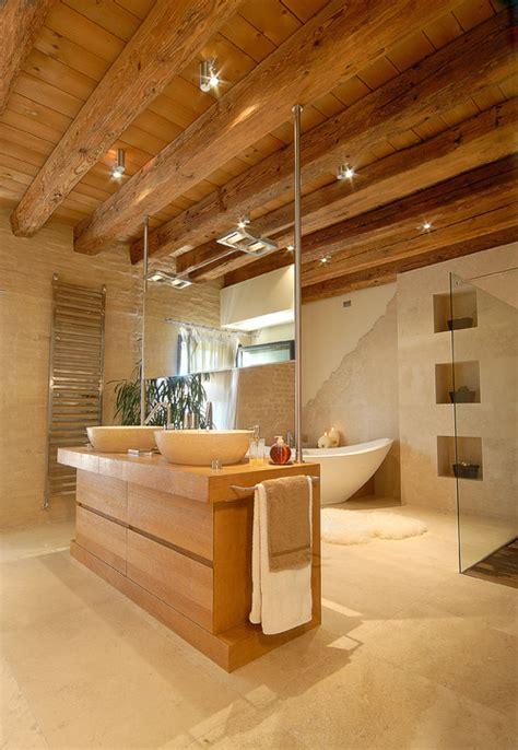 illuminazione tetto in legno bellissimi i faretti sul tetto in legno