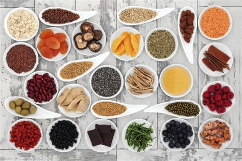 a varied diet of healthy foods may reduce body fat and