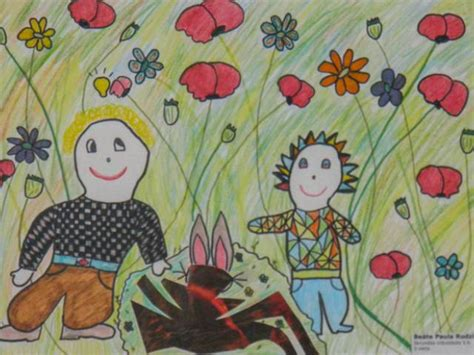 Skolēnu vizuālās mākslas darbu izstāde - Skrundas novada pašvaldībaSkrundas novada pašvaldība