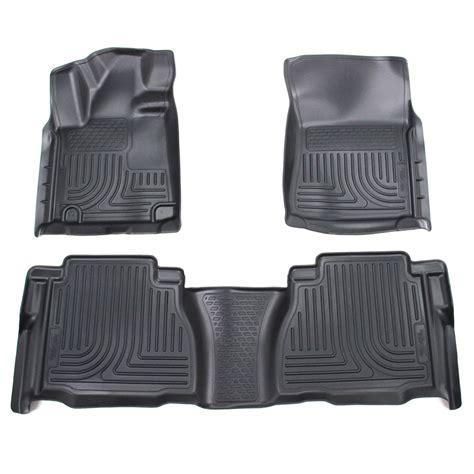 Husky Liner Floor Mats For Toyota Tundra husky liners floor mats for toyota tundra 2011 hl98581