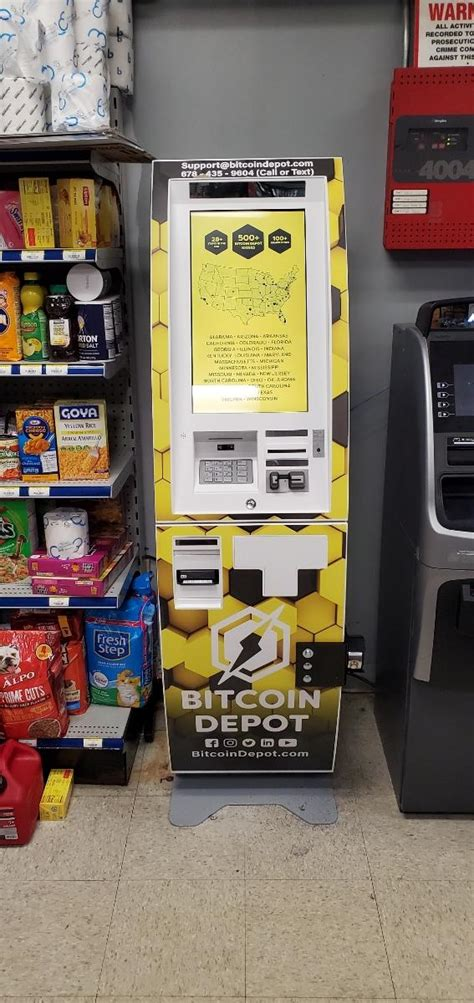 Check our map of bitcoin atm locations. Crypto ATMs Near You - Bitcoin Depot