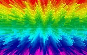 Abstract, Colorful, Geometry, Digital, Art, Artwork