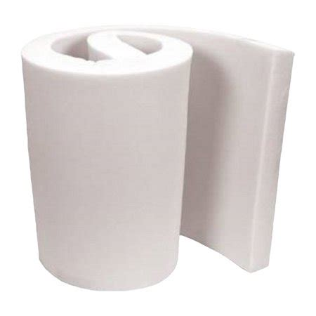 2 Inch Upholstery Foam by Foamtouch Upholstery Foam 2 Quot X 24 Quot X 72 Quot High Density