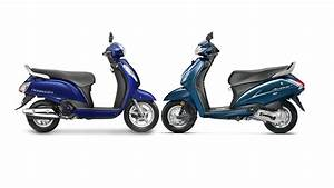 Suzuki All New Access 125 Vs Honda Activa 4g