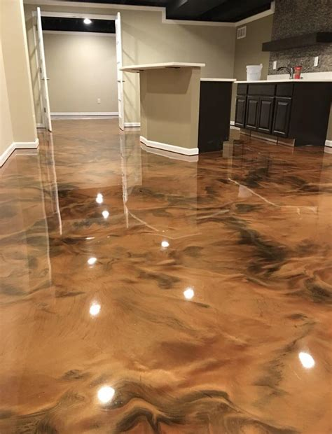 Floor Coating Images by Allstate Epoxy Floors