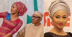 Here's The Touching Message Zahra Buhari Indimi Wrote To ...