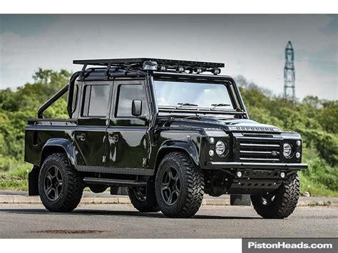 rich brit edition land rover defender