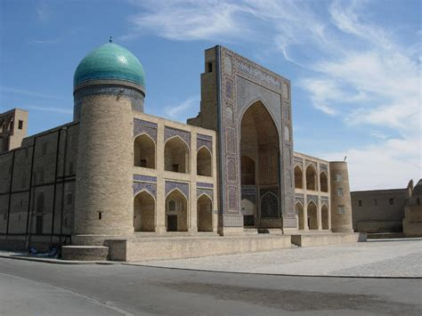 Bukhara | Had we but world enough and time...