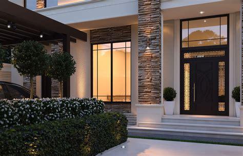 Contemporary Classic Home by Modern Classic House Design Exterior Design Dammam
