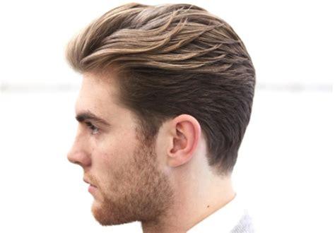 hair style rambut pria fresh hair cut