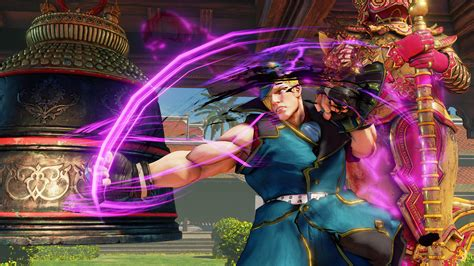 Street Fighter 5's Next Character Is Ed Polygon