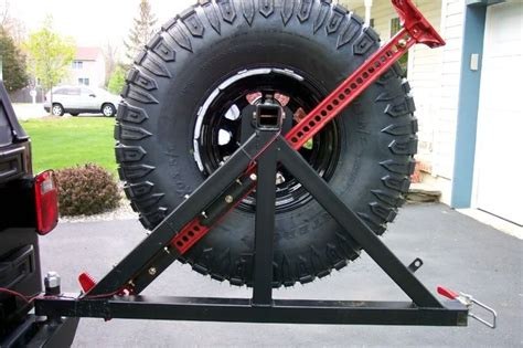 High Lift Jack Mounting Location Page Jeepforum