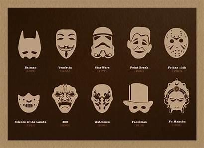 Mask Maschere Under Masks Maschera Carnevale Break