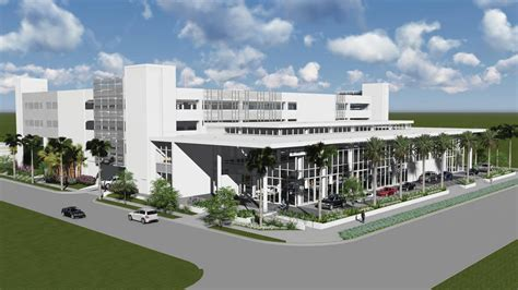 Bmw Of Fort Lauderdale by Miller Construction Breaks Ground On Holman Automotive S