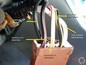 The 12 Volt Wiring Diagram