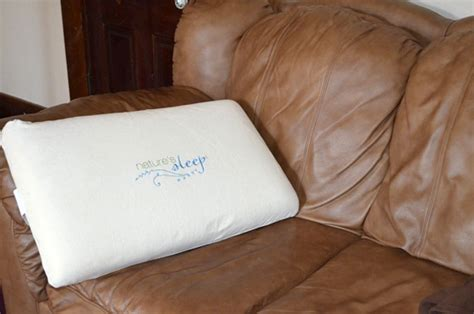 natures sleep pillows nature s sleep pillow review and a slippers giveaway the