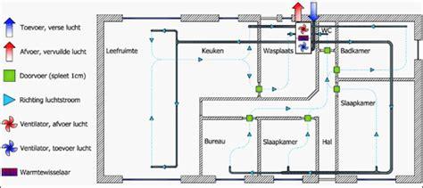 afzuiging badkamer lekt kiest men best voor ventilatie systeem c of d in nieuwbouw