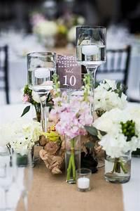 Deco De Table Champetre : d coration mariage champ tre plus de 50 id es originales ~ Melissatoandfro.com Idées de Décoration