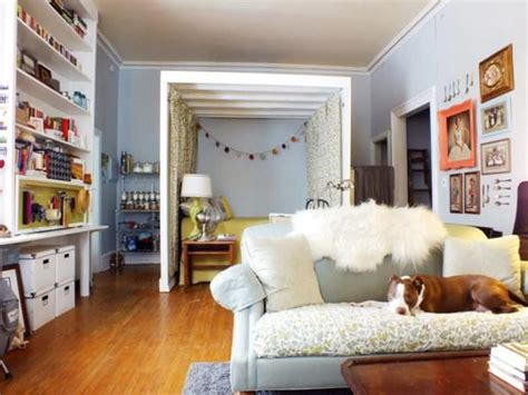 Bedroom Ideas For Studio Apartments by Studio Apartment Layout Ideas Apartment Therapy