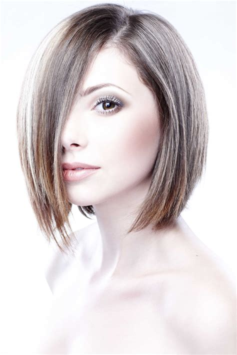 Concave Bob Haircut: How to Style the Perfect Rounded Bob