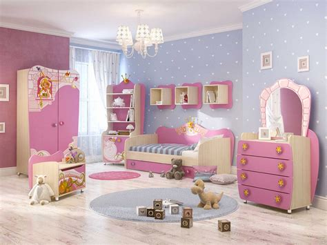 Color Schemes For Little Girls Bedrooms Wwwindiepediaorg
