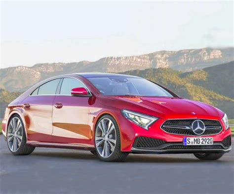 New 2018 Cls 550 With V8 Engine Could Be Dropped