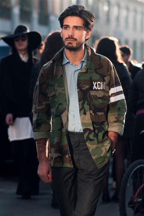 How To Wear Camo   The Idle Man