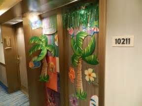 carnival cruise door decorations looks punchaos com