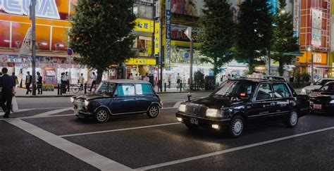 Are There Any Chauffeured Cars In Tokyo?