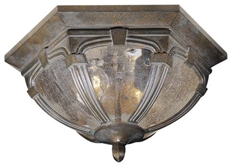 essex 13 quot outdoor ceiling light traditional outdoor