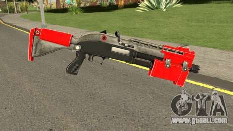 shotgun fortnite  gta san andreas