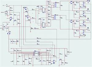 Schematic Diagram  Dell E1909wdd 19 Lcd Color Monitor Smps