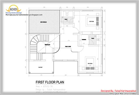 home plan  elevation  sqft kerala home design