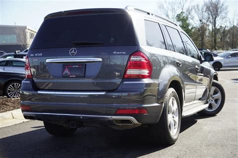 The front passengers get nicely tailored seats, with good. Used 2012 Mercedes-Benz GL-Class GL 450 4MATIC® For Sale ($11,955) | Atlanta Autos Stock #168367A