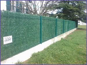 Idee Cloture Jardin : cloture de jardin pas cher clotures grillages panneaux ~ Melissatoandfro.com Idées de Décoration