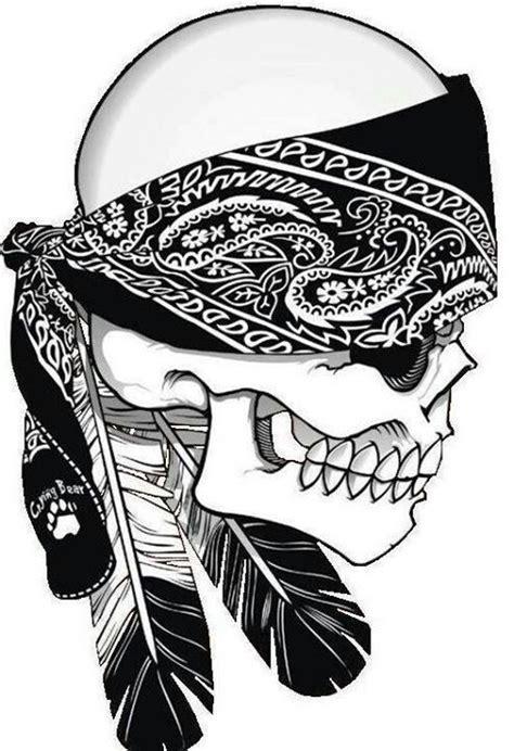 Native Skull American Inspired