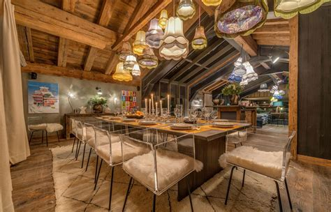 top 10 new luxurious ski chalets country town house magazine