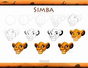 How to Draw Simba Cub by Emo-Hellion on DeviantArt