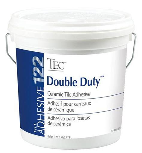 Mastic Tile Adhesive Menards by Tec 174 Duty Premium Ready To Use Adhesive Ta 122 1