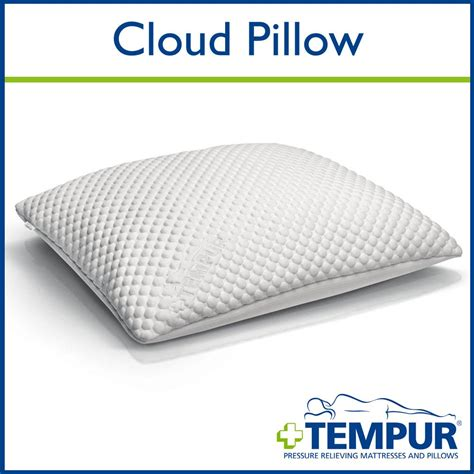 tempurpedic cloud pillow tempur cloud pillow at the best prices smiths the rink